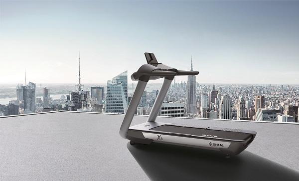智能触控轻松跑:舒华X6豪华家用跑步机上市