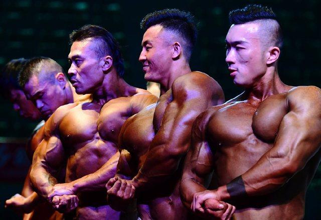 新华社报道:全国健美健身冠军总决赛赛况